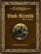 Book of Records Vol II: Battles