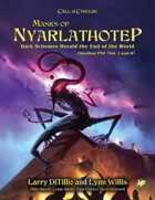 Masks of Nyarlathotep - 7th Edition