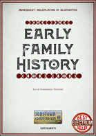 Early Family History
