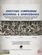 Jonstown Compendium Scenarios & Sourcebooks