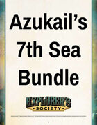 Azukail's 7th Sea Bundle [BUNDLE]