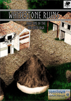 White Stone Ruin: Part 1 of Red Deer Saga