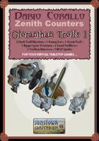 Corallo's Zenith Counters: Trolls & Trollkins #1