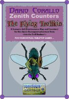 Corallo's Zenith Counters: The Flying Trollkin