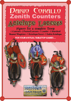 Corallo's Zenith Counters:Antelope Lancers