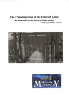 The Transmigration of the Emerald Lama