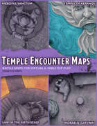 Temple Encounter Maps