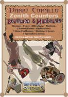 Corallo's Zenith Counters: Beastmen & Manbeasts