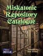 Miskatonic Repository Catalogue