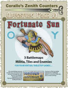 Zenith Adventure Pack: Fortunate Sun