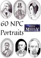 60 NPC Portraits