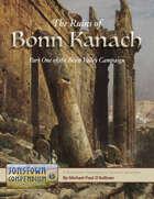 Ruins of Bonn Kanach