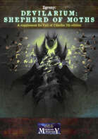 Devilarium: Shepherd of Moths - a Zgrozy supplement