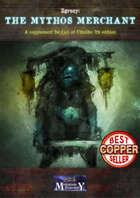 Devilarium: The Mythos Merchant - a Zgrozy supplement