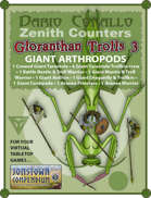 Corallo's Zenith Counters: Troll #3 - Giant Arthropods