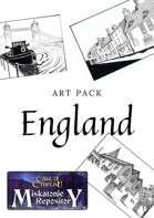 Art of England - Masks of Nyarlathotep