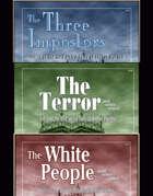 The Best Weird Tales of Arthur Machen Vols 1-3 [BUNDLE]
