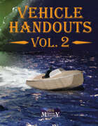 Vehicle Handouts Vol. 2