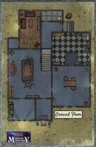 HoS Supplement: Elrich House Map