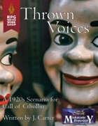 Thrown Voices