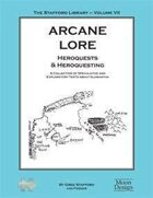 Stafford Library - Arcane Lore
