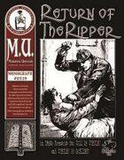 Return of the Ripper