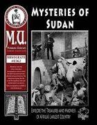Mysteries of Sudan