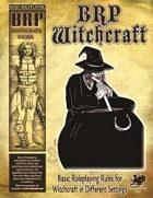 BRP Witchcraft