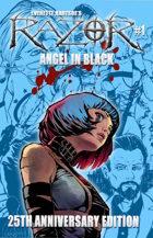 Everette Hartsoe's Razor :ANGEL IN BLACK #1-COLOR SPECIAL
