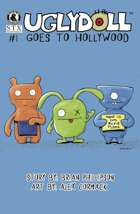 Uglydolls Go To Hollywood
