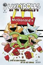Uglydolls Go To McDonalds