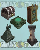 Dungeon Props 1