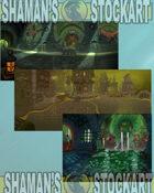 Fantasy Backgrounds : Sewer Villages