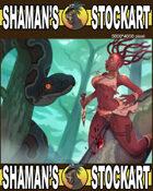 Tribal Female Snake Boa fight