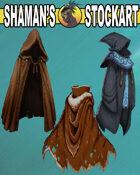 Fantasy Cloaks, Robe, Cape