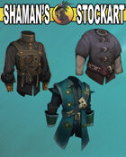 Fantasy clothes for rogues