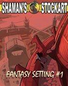 Shaman's Stockart Fantasy Setting