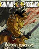 Shaman's Stockart Fantasy Figures 5