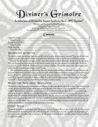 Diviner's Grimoire