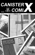Canister X Comix #3