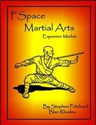 FSpace Martial Arts expansion draft v0.91