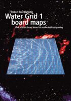 Water Grid boardgame bases 1