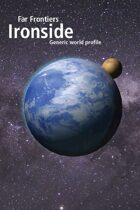 Far Frontiers: Ironside
