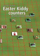 Easter Kiddy counters