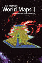 Far Frontiers World Maps 1