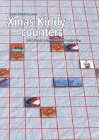 Xmas Kiddy counters