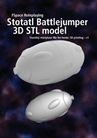 Stotatl Battlejumper v1 3D STL model