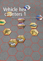 Vehicle hex counters 1