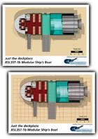 BSL35T-1b Ships Boat ship plans sheet HiDef