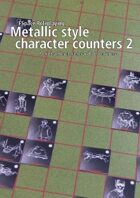 FSpaceRPG Metallic style character counters 2